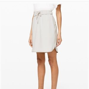 NEW with Tags lululemon On the Fly skirt